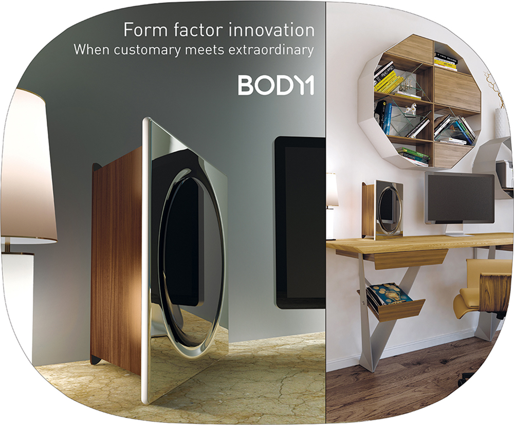 BODY1 Computer Form Factor