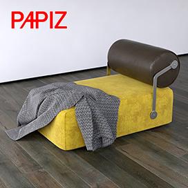 Papiz Couch