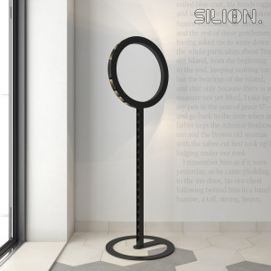 Silion 1 Design floor lamp