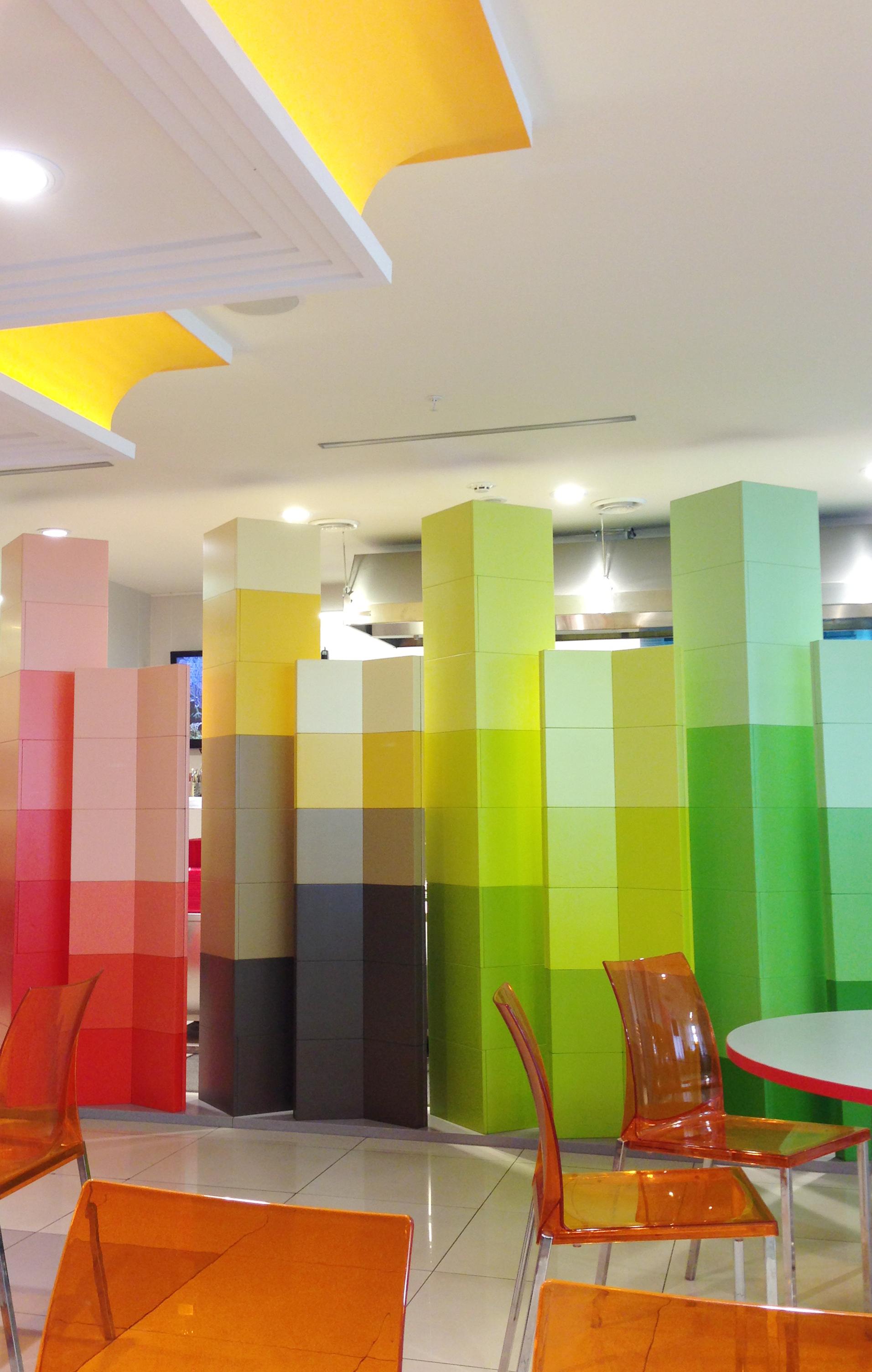 Interior Design: Cafe Interior Design