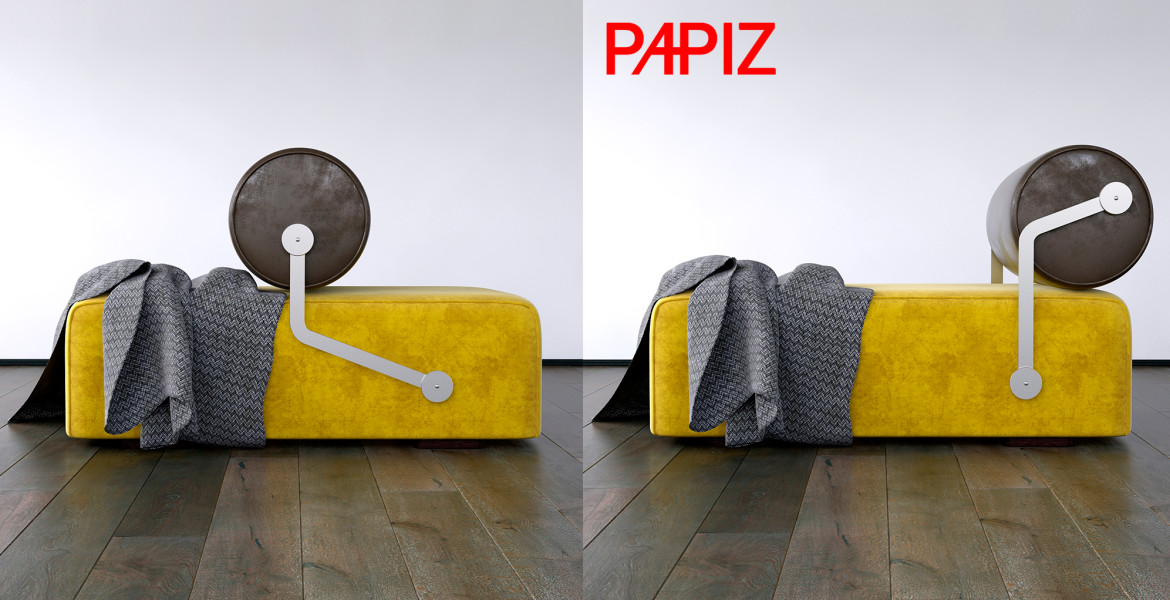 Papiz Couch design